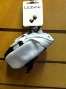 LEZYNE MICRO CADDY QUICK RELEASE. SMALL WHITE